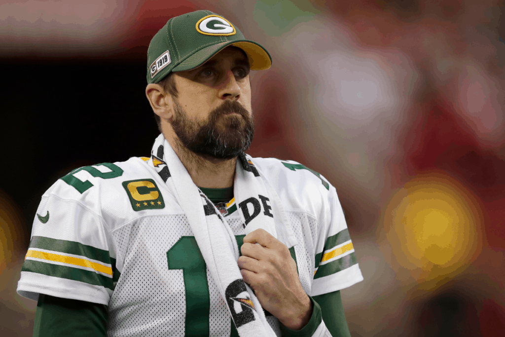 Aaron Rodgers se moque du DG des Packers